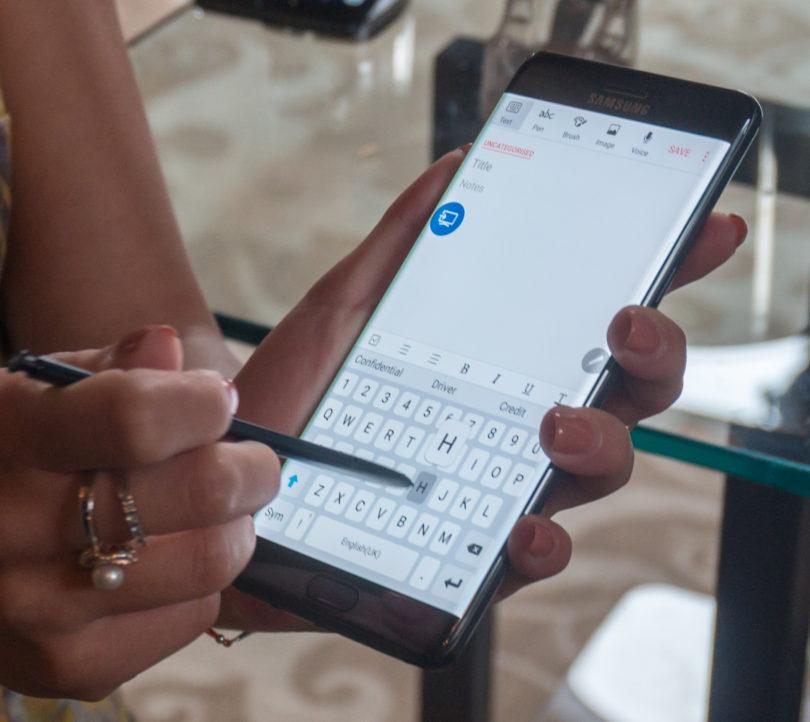 Lahko zamenjava vseh telefonov še reši Galaxy Note7?