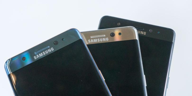 Galaxy Note7 so iztirile slabo izdelane baterije, dodatni testi pa zamaknili predstavitev Galaxyja S8