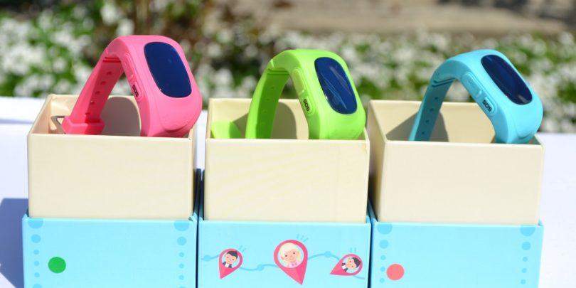 Otroške pametne ure so varnostna katastrofa