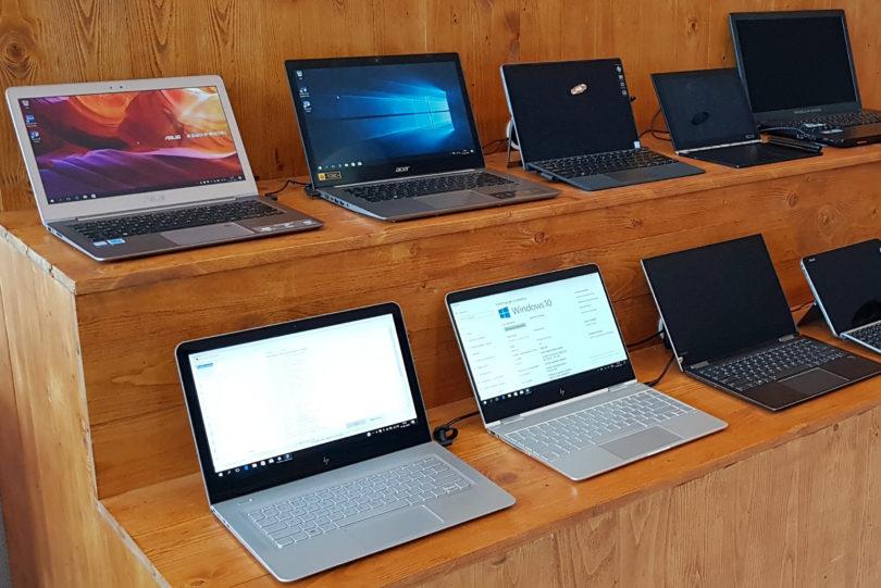 Microsoft z napravami Surface morda končno odkriva Slovenijo