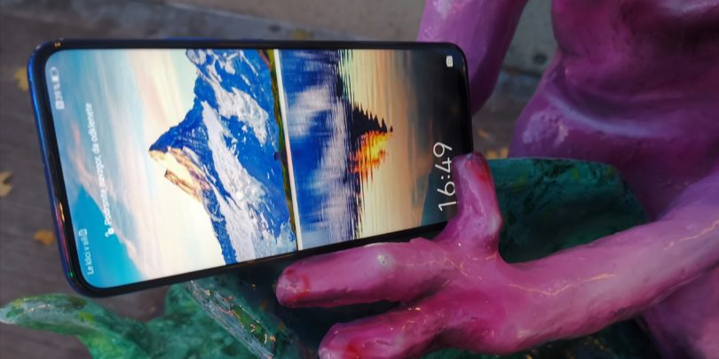 Huawei P smart Z: Tanki robovi, izskočna kamera in prijazna cena!