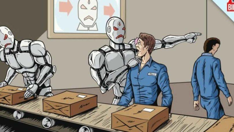 Nam bodo roboti ukradli službe ali nas le strašijo?