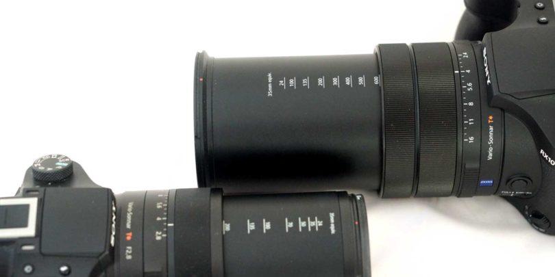 Sony RX10 m4: Najdražji superzum kljub vsem vrlinam težko upraviči ceno