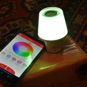 Posebne sijalke Sengled: Uredile vam bodo svetlobna in zvočna valovanja
