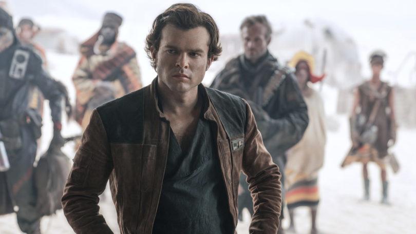 Han Solo: »Dobri, umazani, zli«, a brez pretirane globine