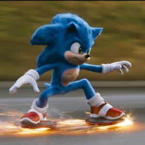 Ježek Sonic: Odličen otroški film, nežno povezan z legendarno video igro (#video napovednik)
