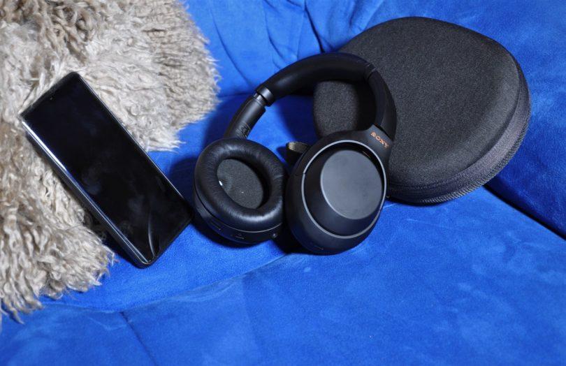 Sony WH-1000XM4: So to najboljše brezžične slušalke z aktivnim dušenjem hrupa? (#video)