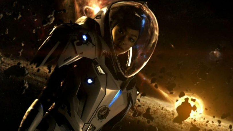 Star Trek Discovery, osvežujoč prišlek na znanstveno fantastični sceni.