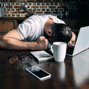 Kaj ima stres opraviti s tehnologijo?