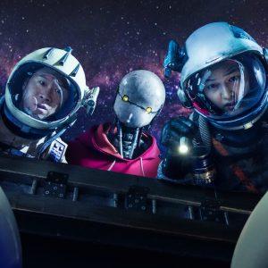 Space Sweepers: Kot igrana japonska anima na južnokorejski način! (#videonapovednik)