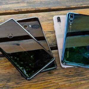 Najboljši telefoni prve polovice 2018