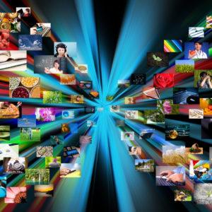 Tehnologiji, ki sta spremenili načine distribucije televizijskega signala