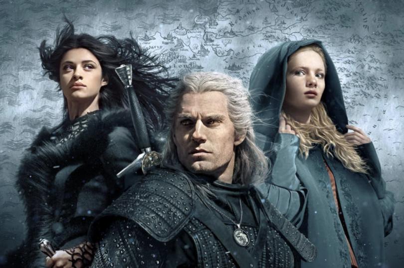 The Witcher: Jekleni mož postal cinični lovec na pošasti