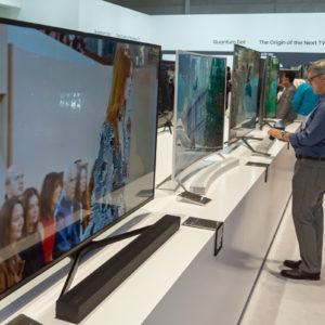Televizor je še vedno kralj domačih elektronskih naprav