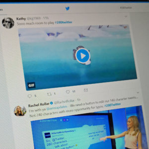 Omejitev 140 znakov na tvit je bila prehuda, 280 gre mogoče že v drugo skrajnost