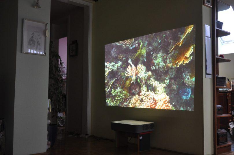 VAVA 4K – Žal ti bo, da nisi več pozornosti namenil steni! (#VIDEO)