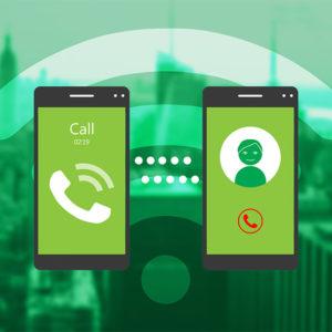 Možnost klicanja prek domačega omrežja