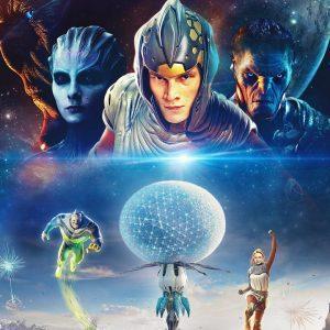 Golmani galaksije ali kako slovanski bratje zamišljajo junake vesoljske perestrojke (#videonapovednik)